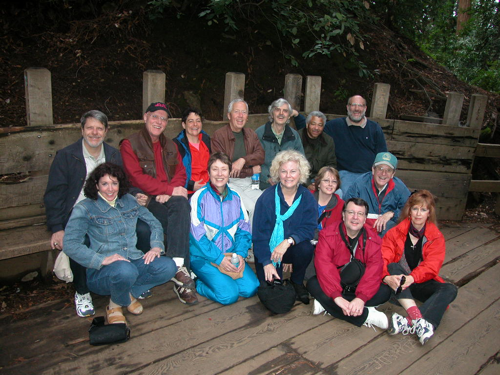 Sunday Big Sur Gathering Group